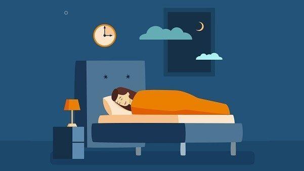 Ne le na higieno rok in kašlja, v obdobju epidemije je potrebno poskrbeti tudi za higieno spanja!