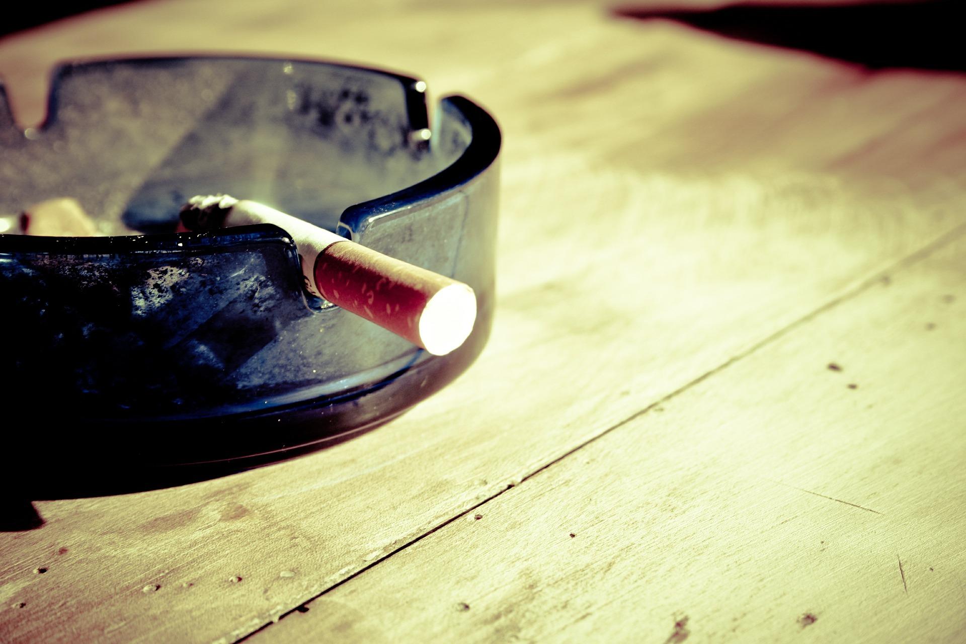 Opuščanje kajenja